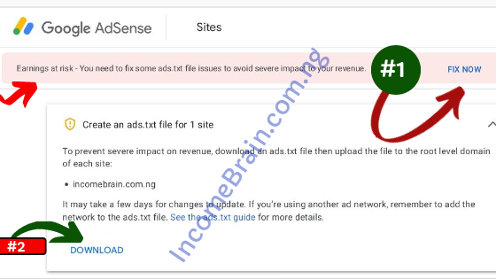 [Updated] 3 Methods To Fix Ads.txt file issues on Blogspot and WordPress (Step By Step Tutorial) post thumbnail image